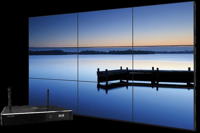 My Instore Video ist eine brandneue Lösung für die Wiedergabe von Videos und Standbildern auf Fernsehgeräten in Ihrem Geschäft, Restaurant, Hotel, Einkaufszentrum, usw.