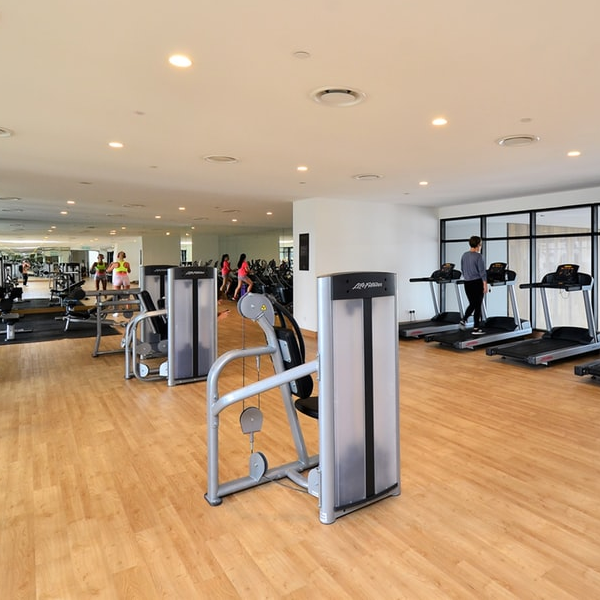 Background music for gyms and fitness centers