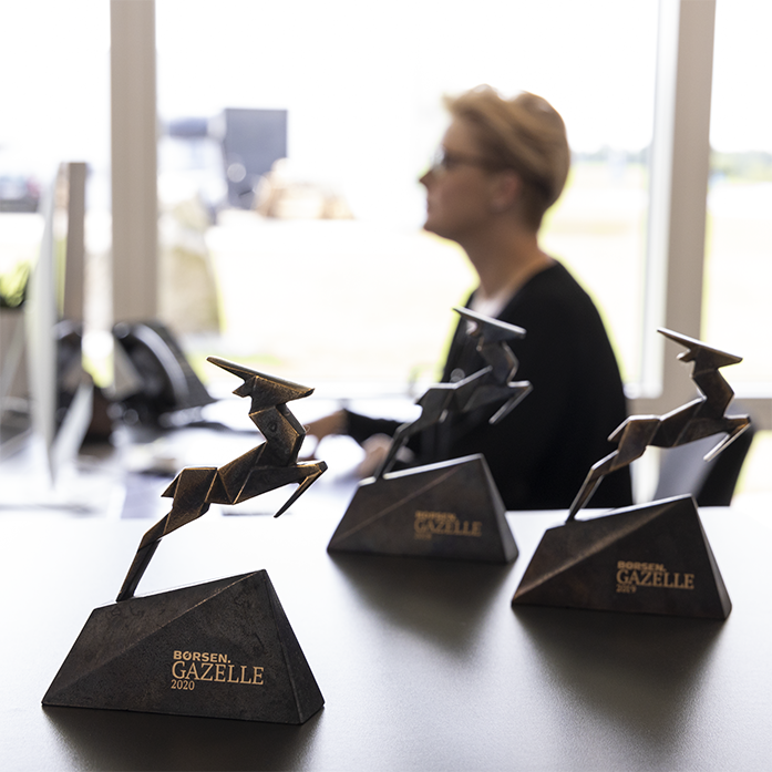 For the third consecutive year, My Instore Radio is among the fastest growing Danish companies